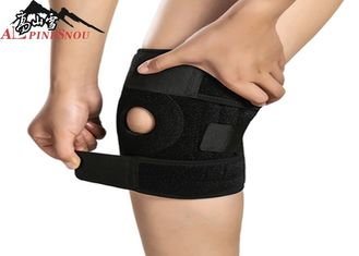 Chiny Professional Protect Support Injury Rehabilitation Reduce Pain Sport Knee Brace dostawca